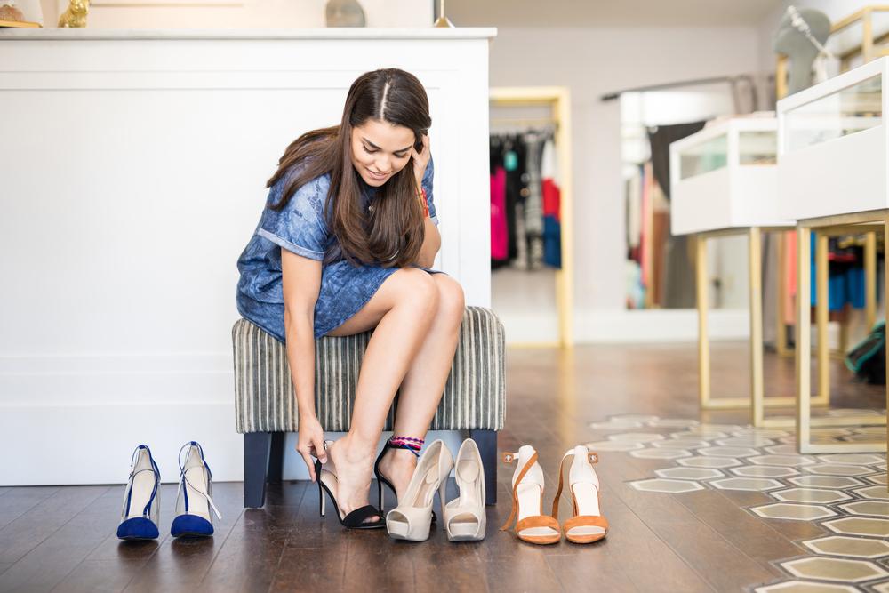 Jak wybrać buty poprawnie